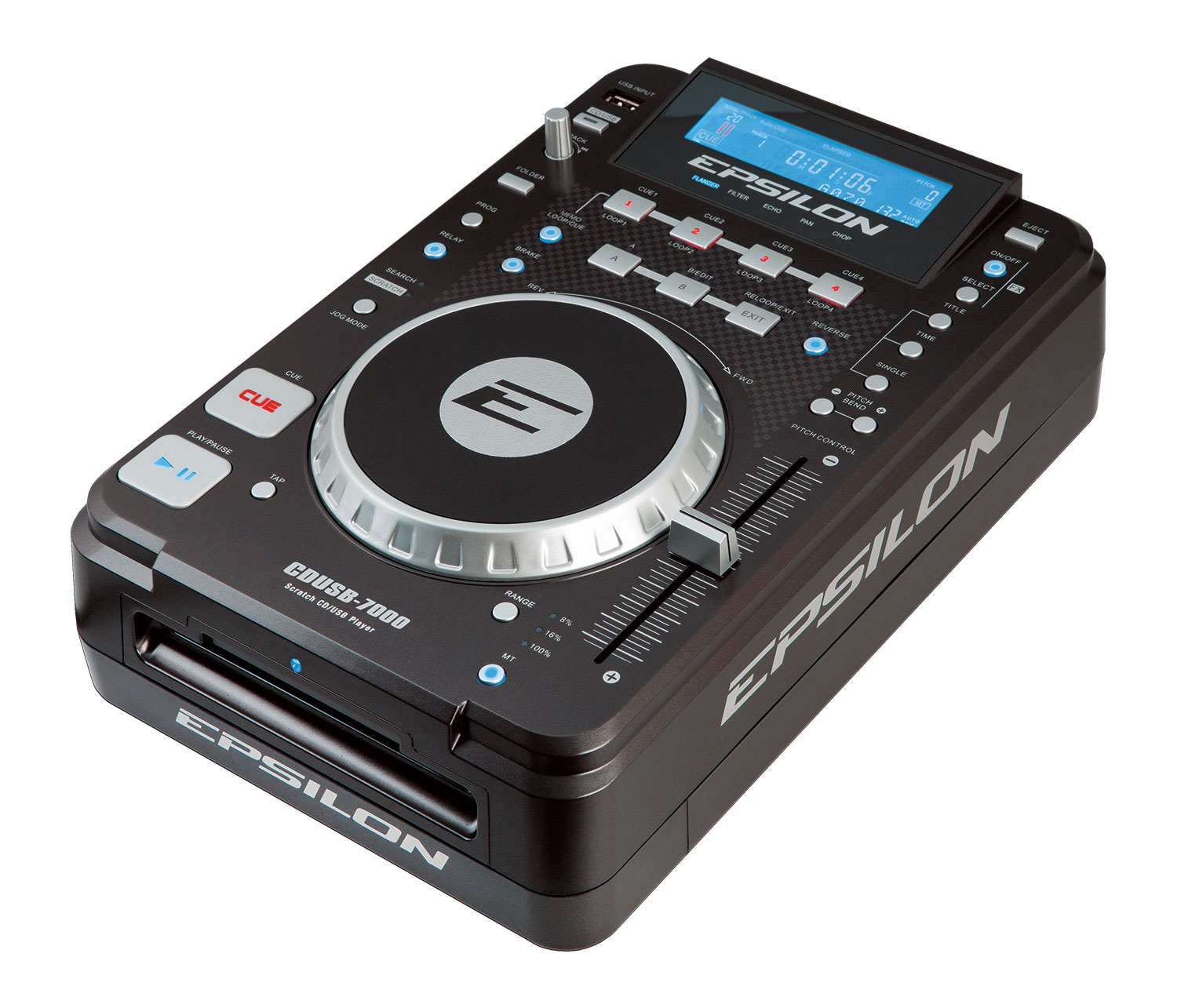 Epsilon Pro - CD Players - CDUSB-7000